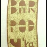 0017. kafel logo bar pod 4 - logo tile of bar pod 4