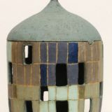 0033. klatka bez ptaka - cage  without bird 35 x 22 cm